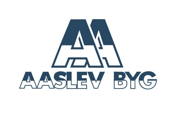 Logo til Aaslev Byg tømrer