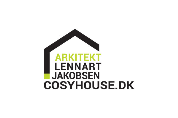 Arkitekt Lennart Jacobsen logo