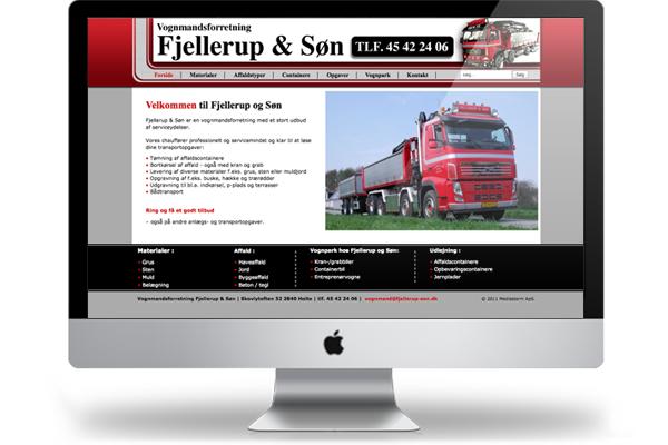 fjellerup-son.dk-webdesign