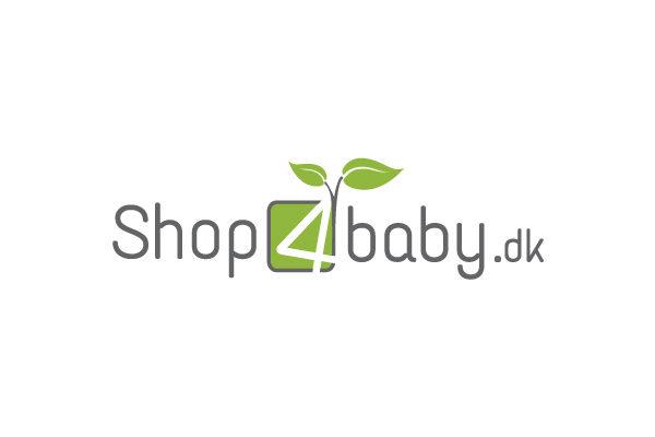 Logo design til Shop4baby.dk