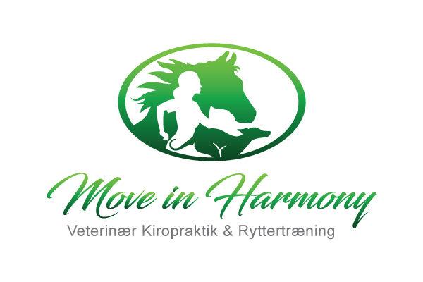 Design af logo til Moveinharmony.dk