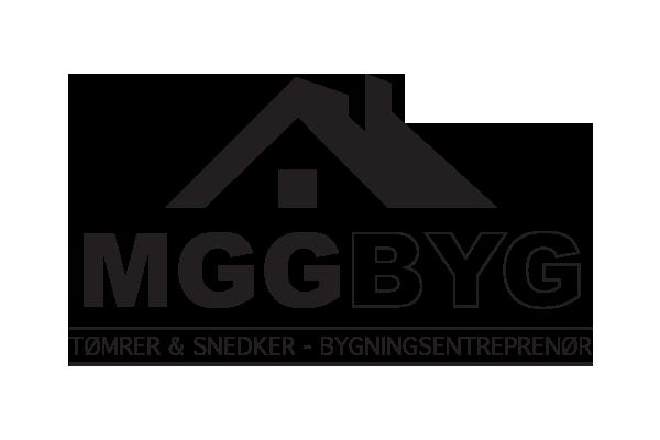 Logo til Tømere og Snedker MGG BYG