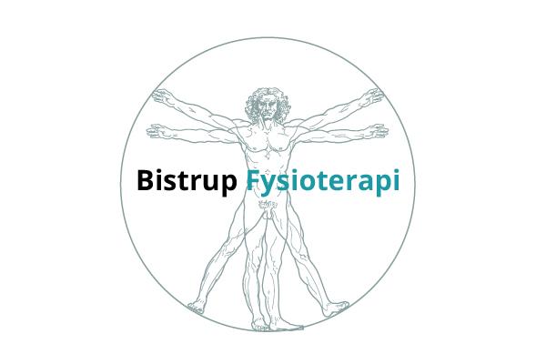 Rentegning af logo til Bistrup Fysioterapi