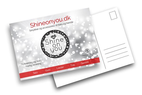 Postkort til Shine On you