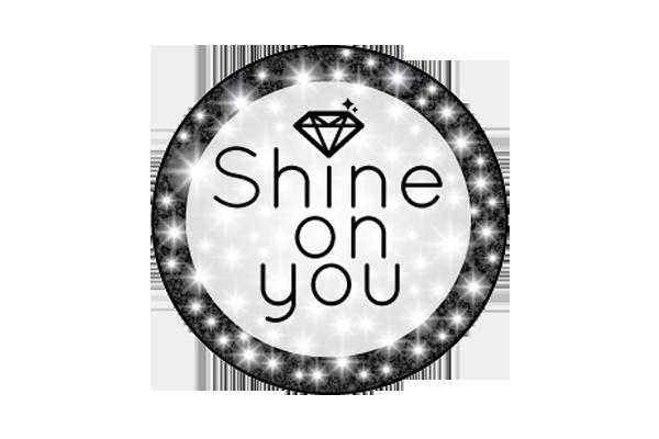 Shine on you logo